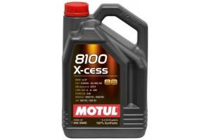 Motul- 8100 X-CESS 5W40 5 литра