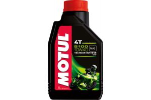 MOTUL 5100 4T 10W40 1 литър