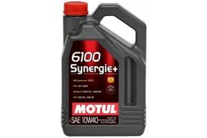 Motul 6100 Synergie+ 10w40 5 литра