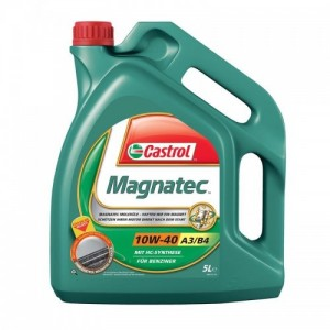 CASTROL MAGNATEC 10W40 5 литра