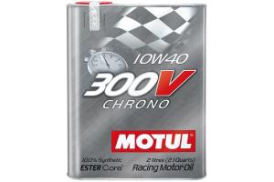 Motul 300v Chrono 10w40 2 литра