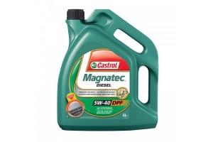 CASTROL MAGNATEC DIESEL 5W40 DPF 5 литра