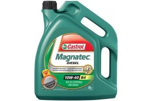 CASTROL MAGNATEC 10W40 Diesel 5 литра