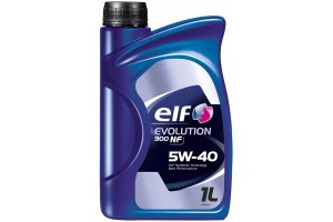 ELF EVOLUTION 900 NF 5W40 1литър