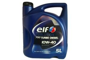 Elf Evolution 700 Turbo Diesel 10W40 5 литра