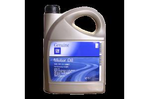 GM 5w30 5 литра