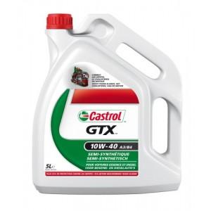 CASTROL GTX 10W-40   5 литра
