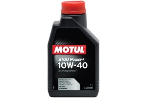 MOTUL 2100 POWER+ 10W40 1литър