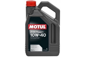 MOTUL  2100 POWER PLUS 10w40- 4 литра