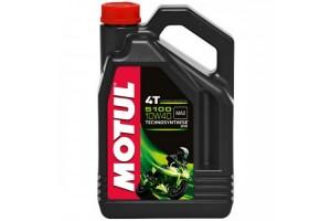 MOTUL 5100 4T 10W40 4 литра
