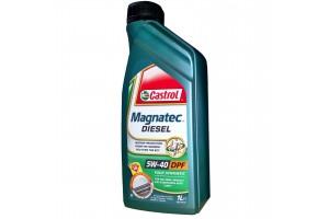 CASTROL MAGNATEC DIESEL 5W40 DPF 1 литър