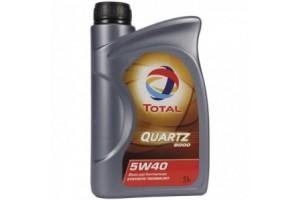 TOTAL QUARTZ  9000 5W-40 1 литър